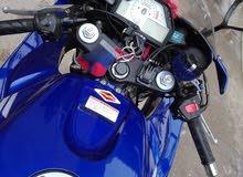 New Honda motorbike in Baghdad