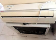 nice ac good working condition