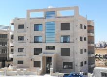 شقة بالاقساط في طريق المطار خلف المدارس العالمية منطقة فلل