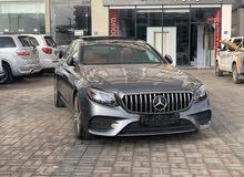 New condition Mercedes Benz E 300 2018 with  km mileage