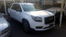 2016 GMC Acadia low mileage agency service under warantee