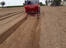 بلنتر زراعة بطاطس الكتروني الماني اصلي موديل 2008