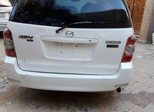 Mazda MPV 2004 For sale - White color