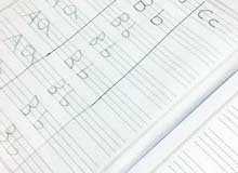 معلمه على استعداد لإعطاء دروس لطلبة صعوبات التعلم وتأسيس جميع المواد حتى اللغه الانجليزية باحتراف