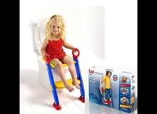 كرسي مساعدة الطفل استعمال المرحاض