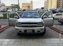Gasoline Fuel/Power   Chevrolet TrailBlazer 2006