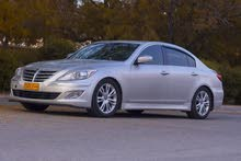 Hyundai Genesis 2012 For sale - Grey color