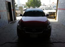 Automatic Red Lexus 2006 for sale