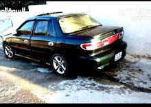 Gasoline Fuel/Power   Kia Sephia 1996