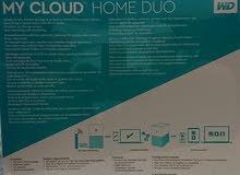 MY CLOUD HOME DUO WD 12 TB