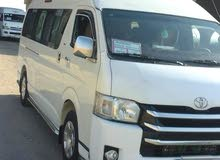 Rent a 2015 Toyota Coaster