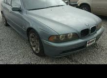 Automatic Turquoise BMW 1997 for sale