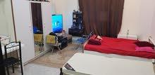 Sharing big studio in abu Dhabi  Khalifa city A