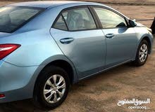 Toyota Corolla 2015 For sale - Blue color