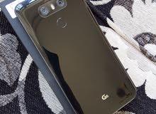 موبايل ال جي LG G6 اسود اخو الجديد
