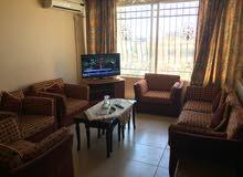 شقة مفروشة للايجار 2 نوم على الدوار السابع
