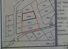 للبيع أرض 2400 متر صالحة لبناء استراحة شاليه في العامرات