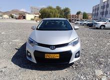 Gasoline Fuel/Power   Toyota Corolla 2015