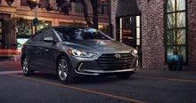 2017 Hyundai for rent in Amman