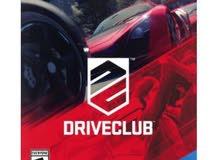 درايف كلوب Drive club شبه جديدة