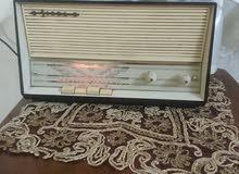 راديو لمبات قديم