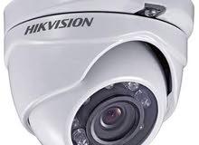 منظومة كاميرات مراقبه hik vision