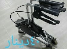 ووكر عادي +ووكر ثلاثي العجلات+كرسي عجلات بحوض