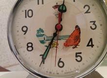 ساعة جميلة و نقية و تعمل جيدا