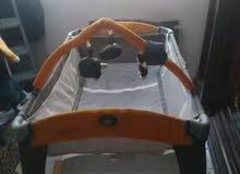 سرير اطفال ماما لوف مستورد لم يستخدم حاله فريدة