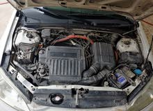 2005 Used Civic with Automatic transmission is available for sale