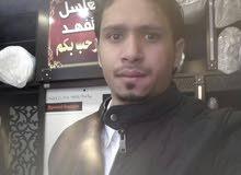 معلم مغسلة ملابس  يمني مقيم ويوجد شهادة صحية ارغب
