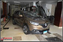 •Renaulte kadjar – Model 2018