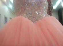 فستان يلبس 150ك بيدي لونين مع الاضائه