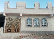 بيت مسلح حجر قواعد كامل .. رفاهية وجمال .. وفي ارقى الاحياء السكنية بصنعاء