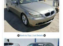 For sale BMW 545 car in Benghazi