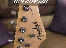 جيتار الكترك فندر امريكي اصلي جديد غير مستخدم فقط ب 150 دينار