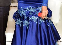 فستان سواريه سيلفر فى ازرق