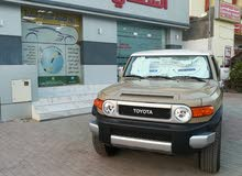 Beige Toyota FJ Cruiser 2018 for sale