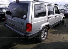 Used condition Jeep Cherokee 2001 with  km mileage