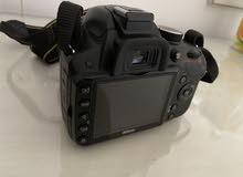 كاميرا نيكون دي 3200 (Nikon D3200) للبيع شبه جديدة