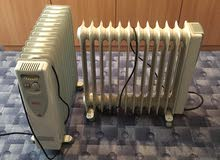 Electric oil heater, good condition