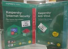 مضاد فيروسات 2018 كاسبر لحاسوبين