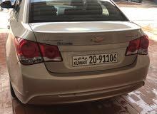 Beige Chevrolet Cruze 2013 for sale