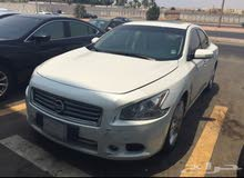 Nissan Maxima car for sale 2014 in Jeddah city