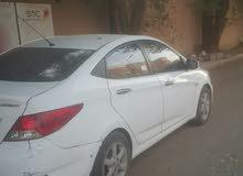 Gasoline Fuel/Power   Hyundai Accent 2012