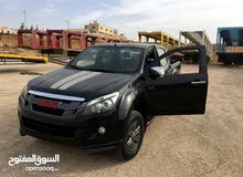 Black Isuzu D-Max 2014 for sale