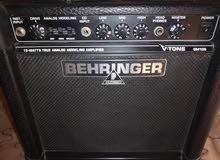 سماعة جيتار Amp BEHRINGER V-TONE GM108 15 watt