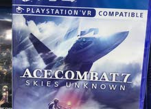 ACE COMBAT SKIES UNKNOWN PS4 NEW