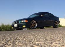 Bmw e36 coupe 1996