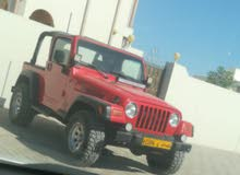 Manual Jeep 2000 for sale - Used - Suwaiq city